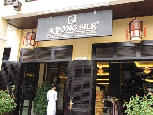 a dong silk, tailor in hoi an