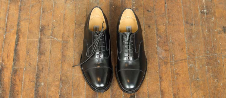 Straight Laces For Dress Shoes