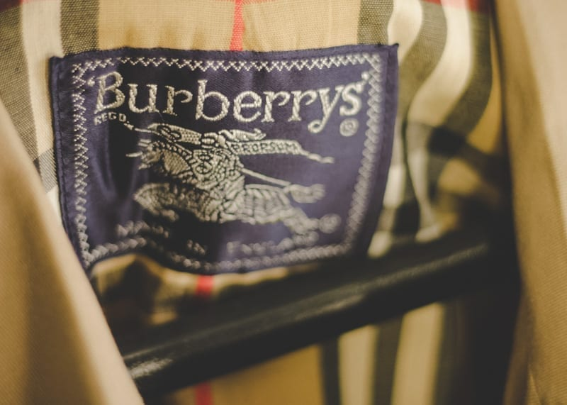 History Of The Imitated, Iconic Burberry Tartan