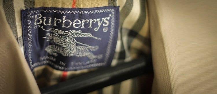 Burberry Tartan Feature