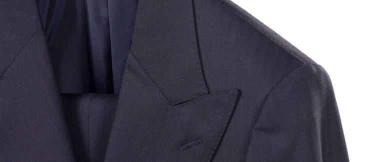 Smaller Size 34 Custom Tailored Suit By Gucci