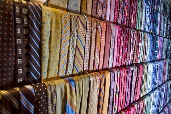 How To Store And Organize Neckties Ties Menswear Market