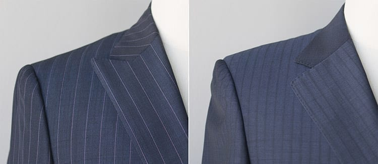 Choosing A Notch Or Peak Lapel For Your Single Breasted Business Suit