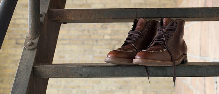 Alden Indy 405 Boots For J.Crew