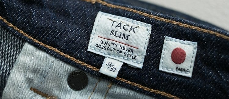 Levis Made Crafted Tack Slim Reviews 2201