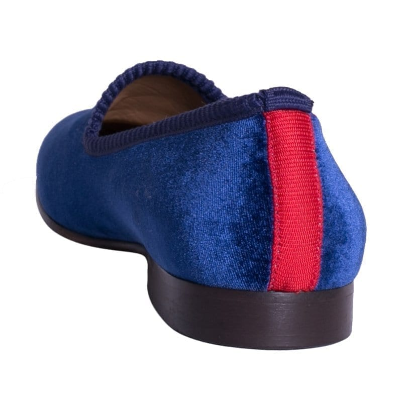 Slippers By Del Toro, Rear View