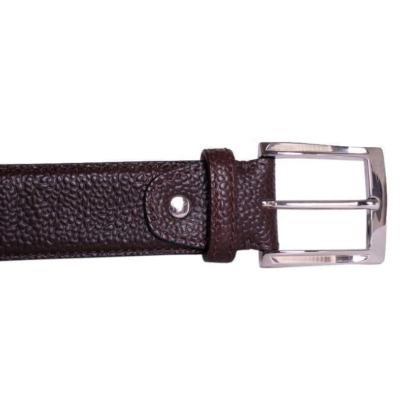 Leather Belt, Made In Italy