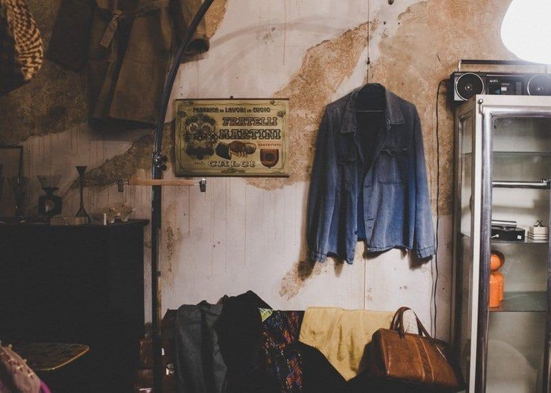 Ceri store, inside