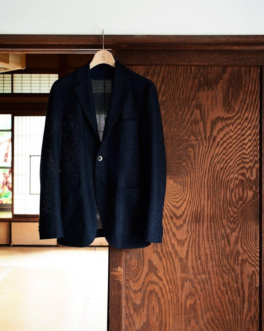 Jacket, Ikiji