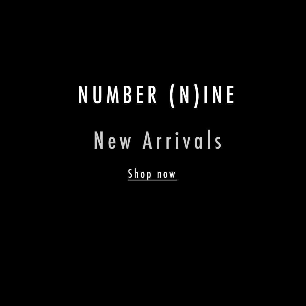 new umber (n)ine arrivals, men's consignment