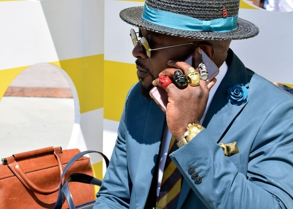 Candid Photo, Pitti Uomo