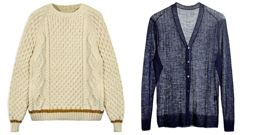 knitbrary knit jumper, sweater, cardigan