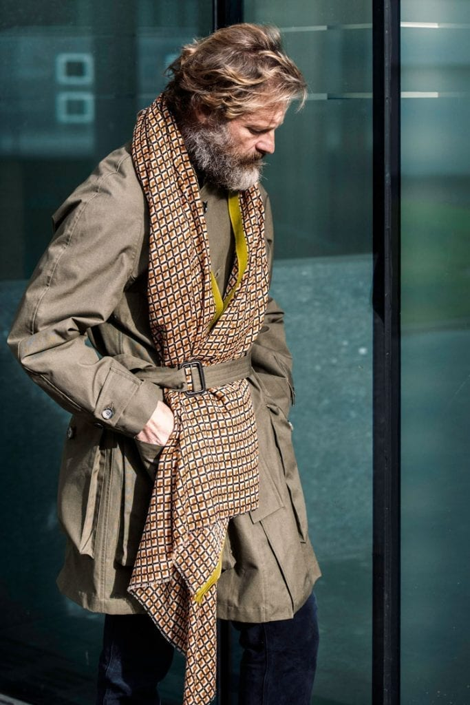 Lovat and Green lookbook image