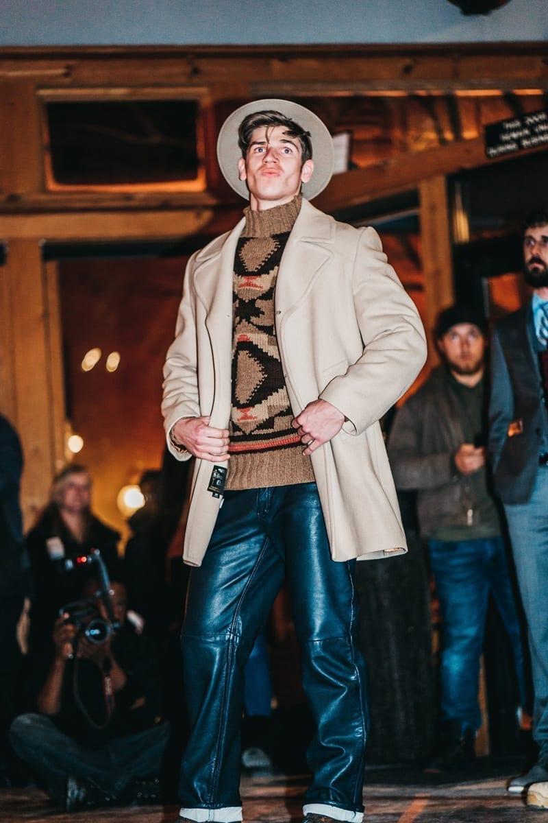 southwest look, men's fashion