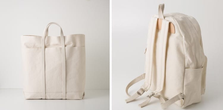 tote and backpack by amiacalva